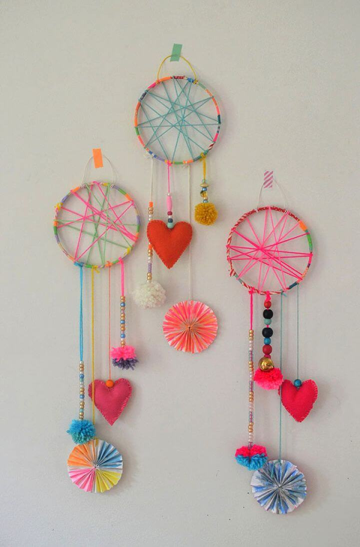 How To Build A DIY Dream Catchers