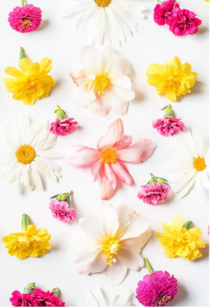 How To Make A DIY Dry Flowers
