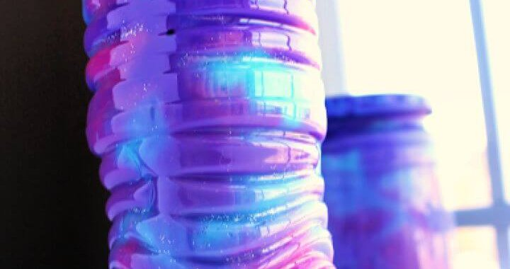 How to Create a DIY Galaxy Jars Bottles