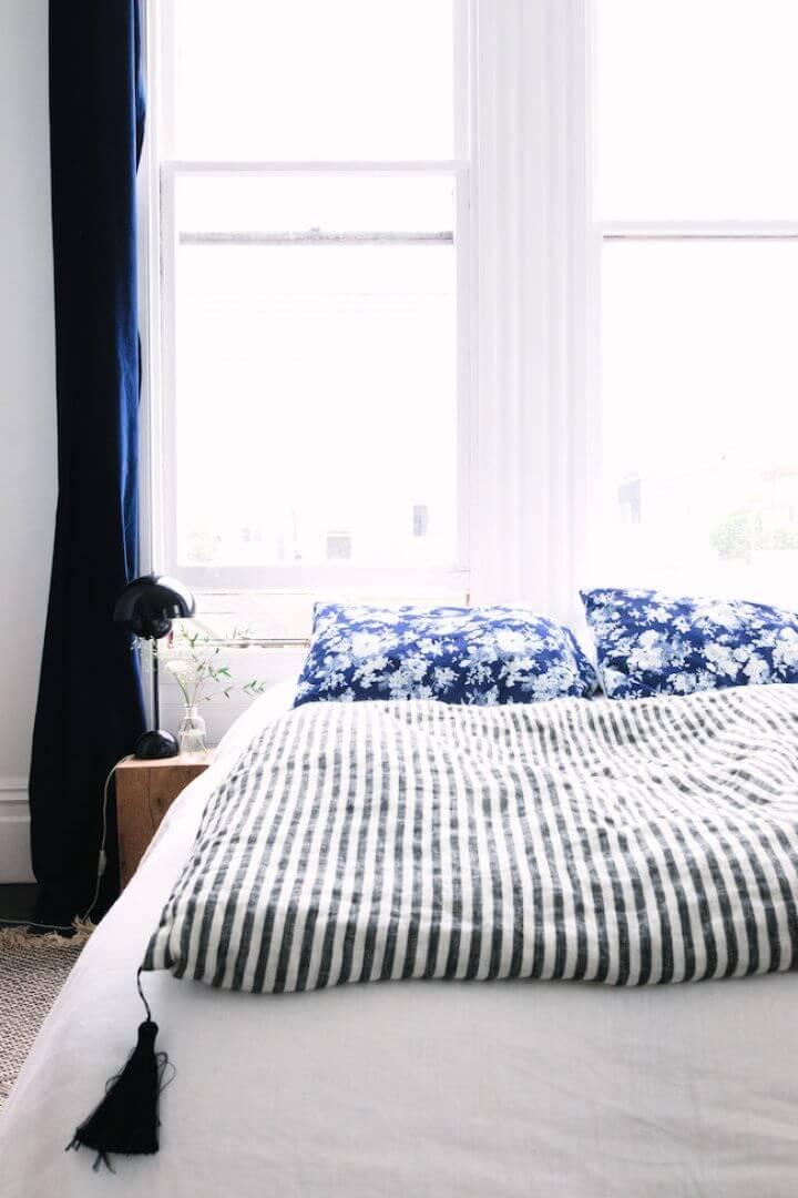Build A DIY Pillowcase Tutorial