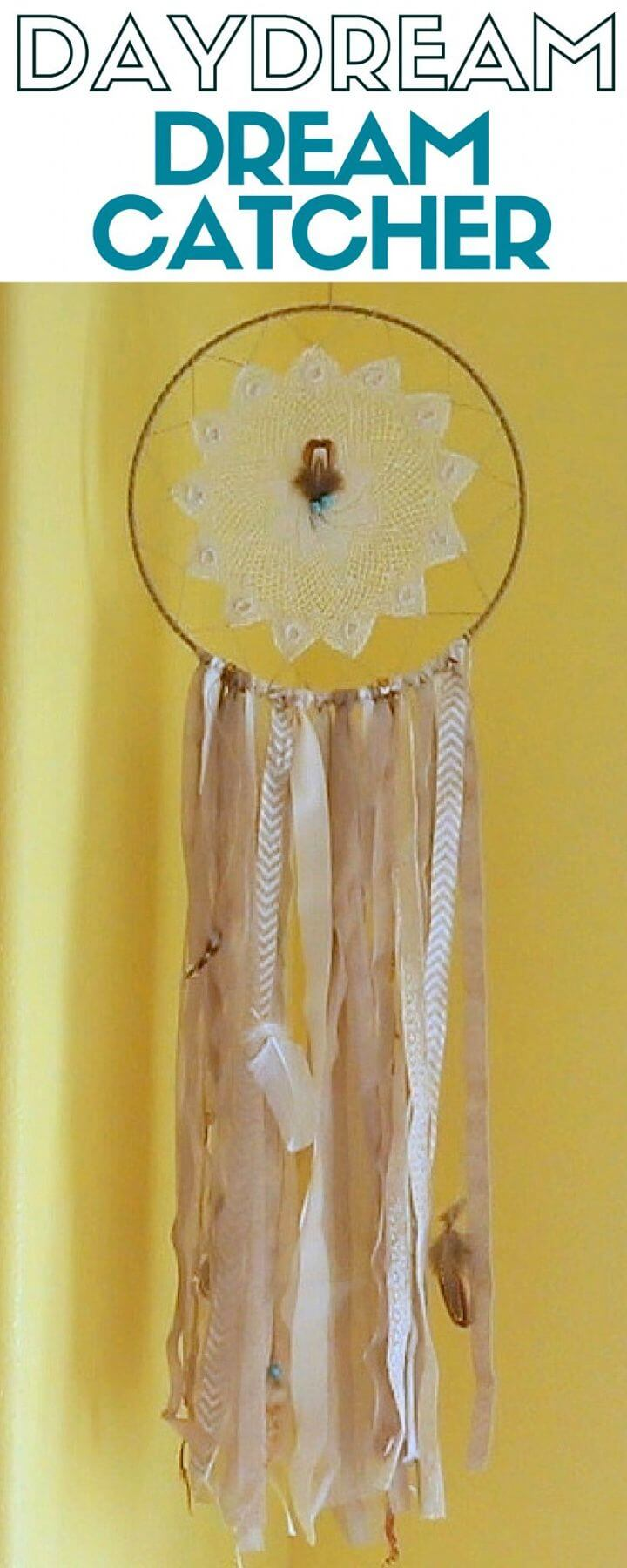 Easy DIY Dream Catcher Decor
