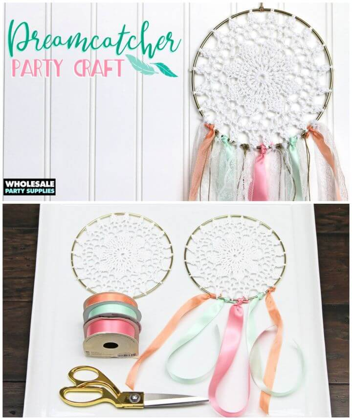 How To Make Your Own DIY Dream Catcher