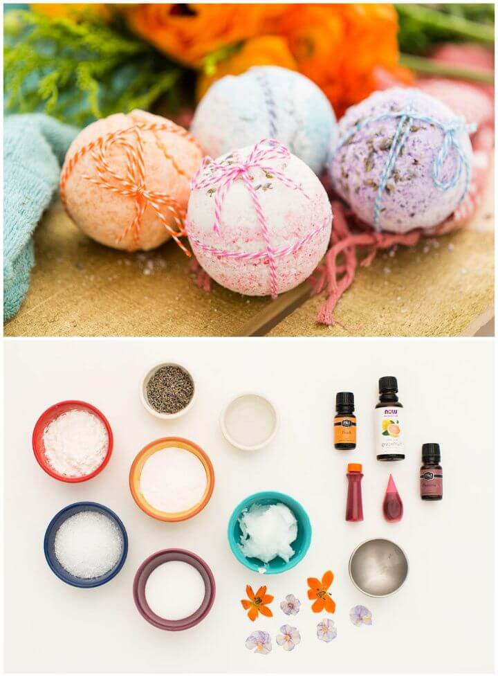 Bath Bombs for Mom