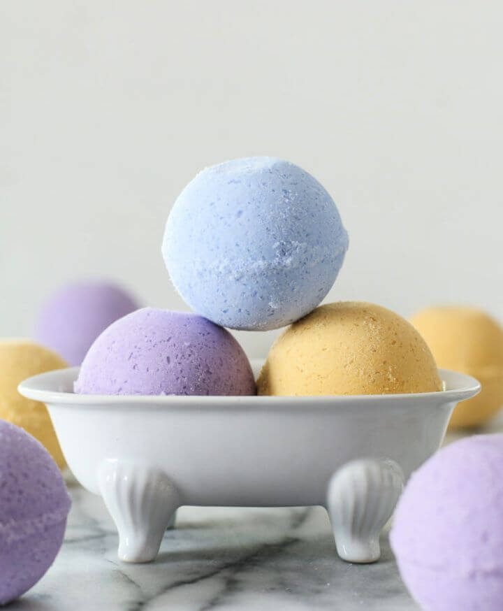 DIY Bath Bombs