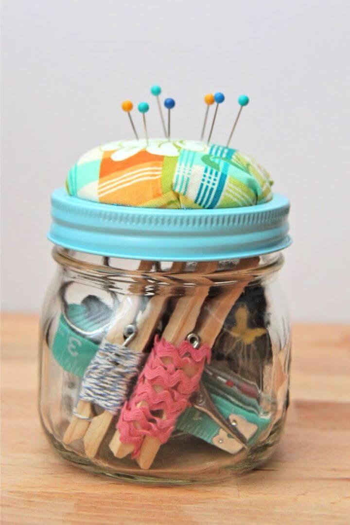 DIY Beginner Sewing Kit Gift Idea
