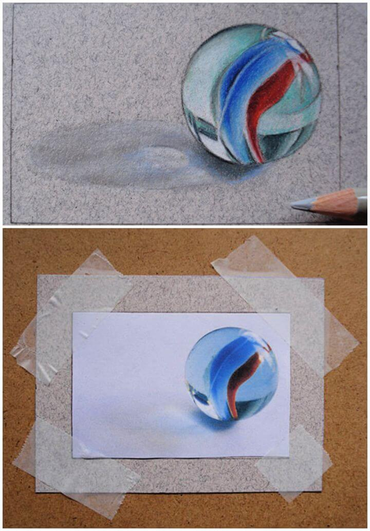 Draw a Marble