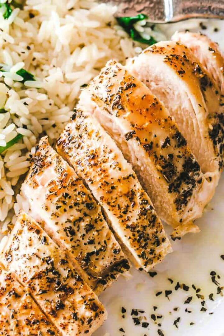 Easy Baked Chicken Breasts Recipe