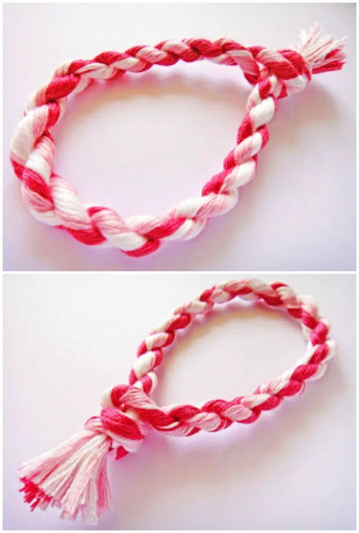 Easy Friendship Bracelet