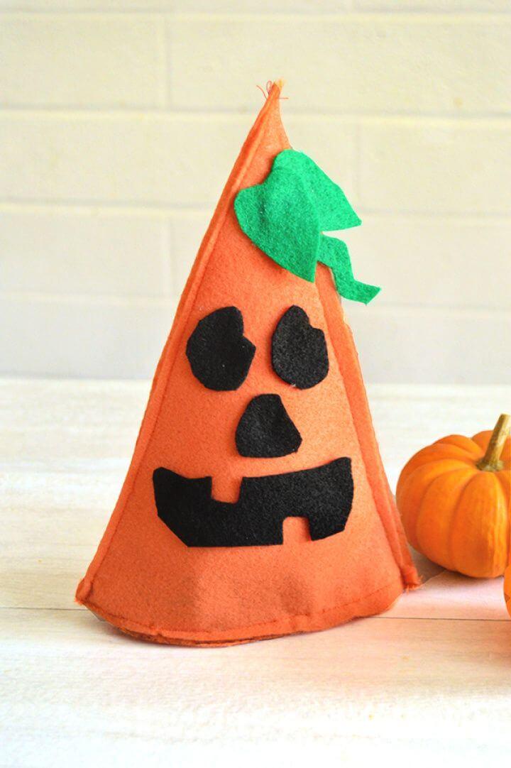 Halloween Felt Candy Holders