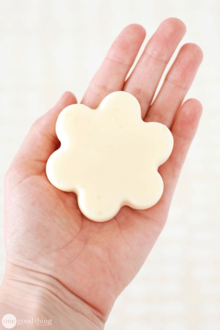 How To Make A DIY Homemade Lotion Bars
