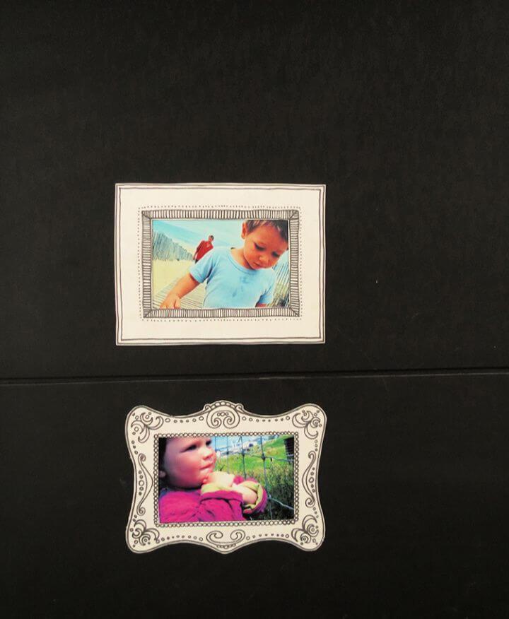 Magnet Picture Frames