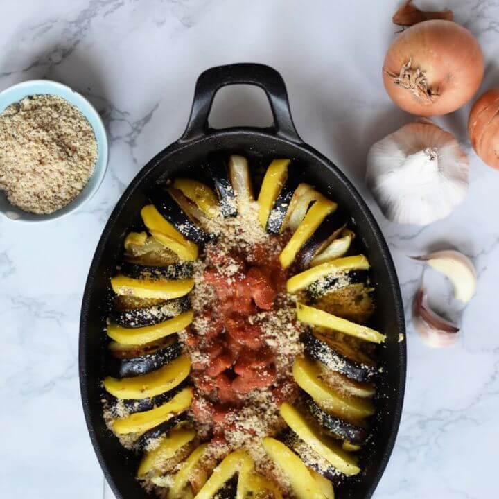 New Dinner Recipe Vegan Ratatouille