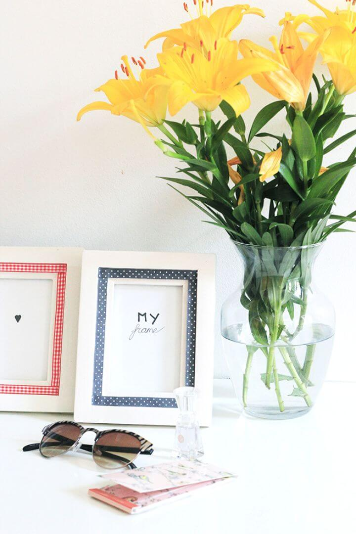 Picture Frame Restyle