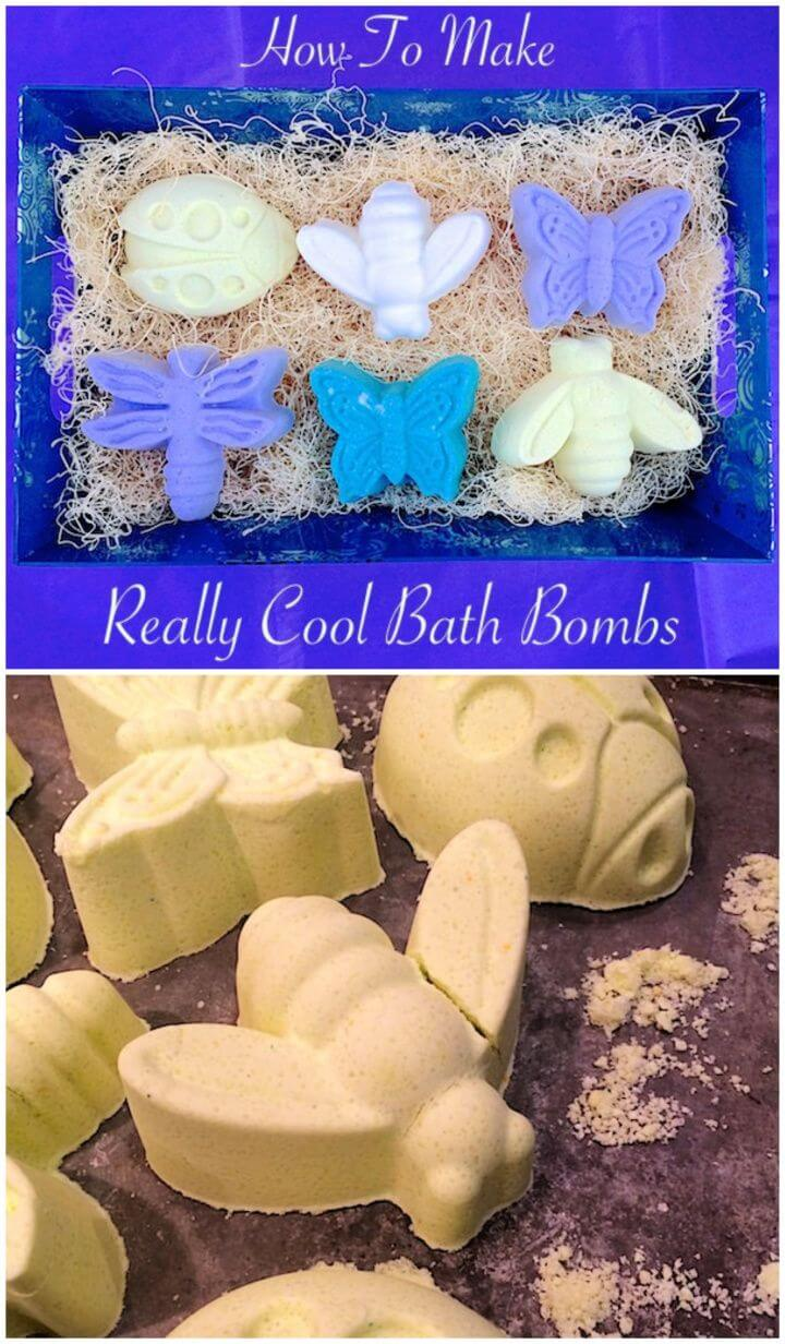 Really Cool Bath Bombs