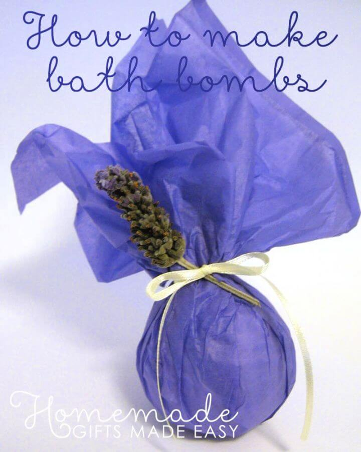 Recipes for Homemade Bath Bombs