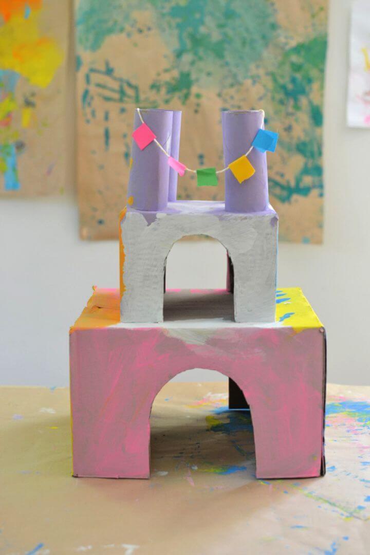 Shoe Box Castles