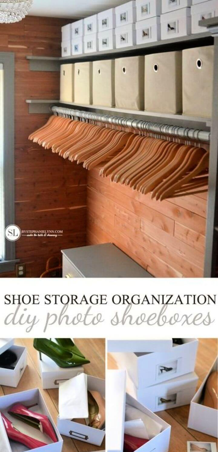 Shoe Storage Organization