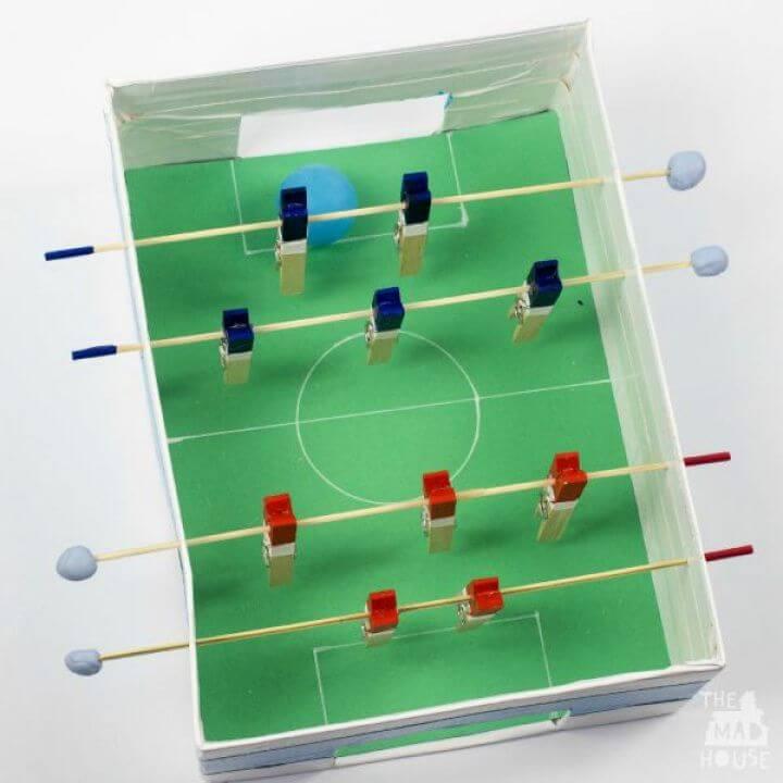 Shoebox Table Football