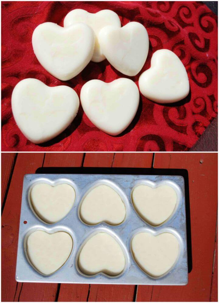 Simple And Easy DIY Lotion Bars
