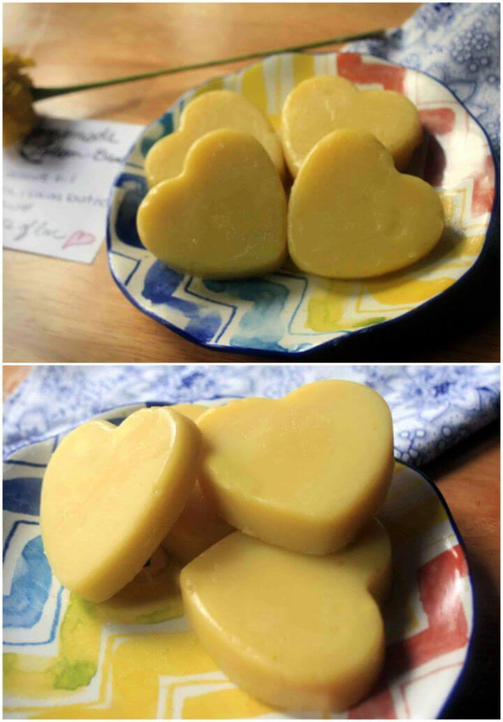 Simple DIY Homemade Lotion Bars