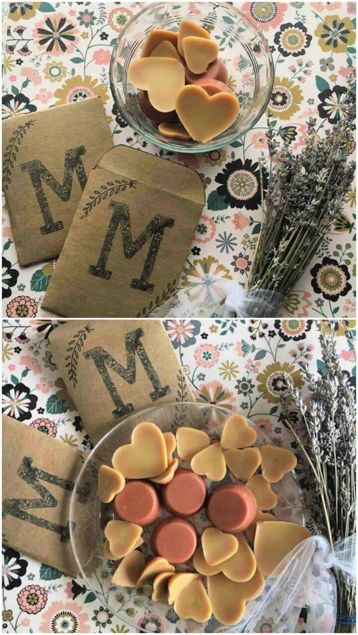 Simple DIY Lotion Bar Recipe And Free Mothers Day Printable