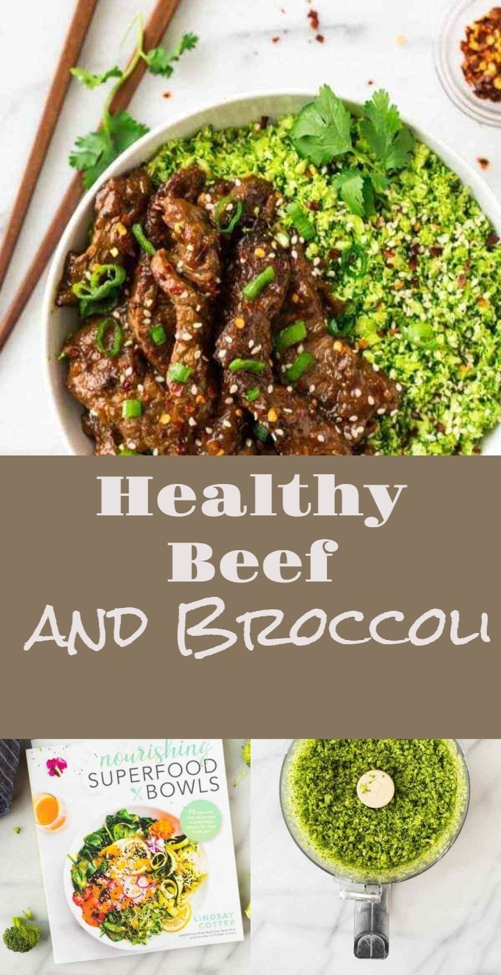 Healthy Beef and Broccoli 1