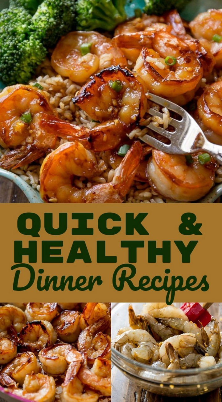 Quick Healthy Dinner Recipes 1