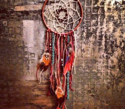 DIY Dream Catcher Ideas For Home Decor