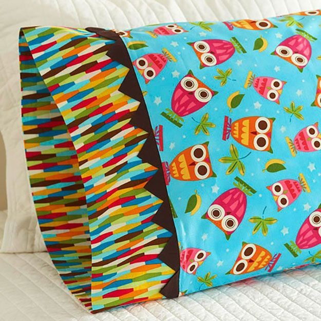 DIY Pillowcase Ideas