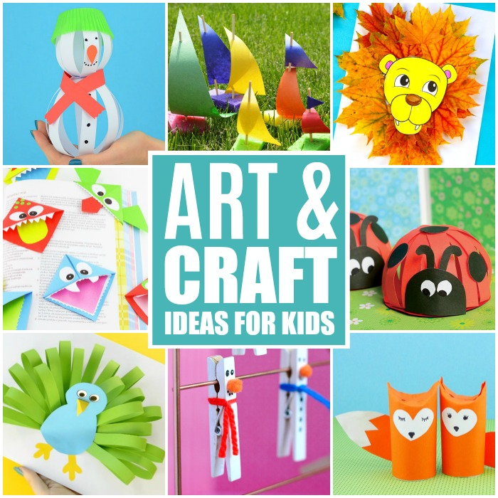 30 DIY Things Kids Can Make And Sell