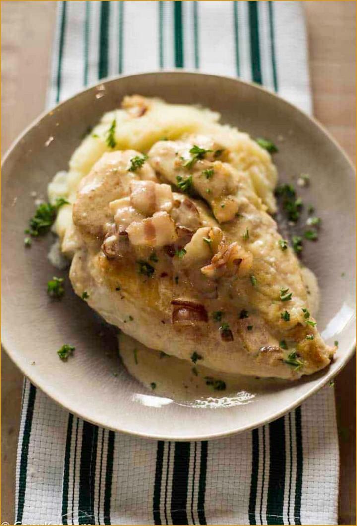 Chaicken Marsla Italian Classic Dish 1 1