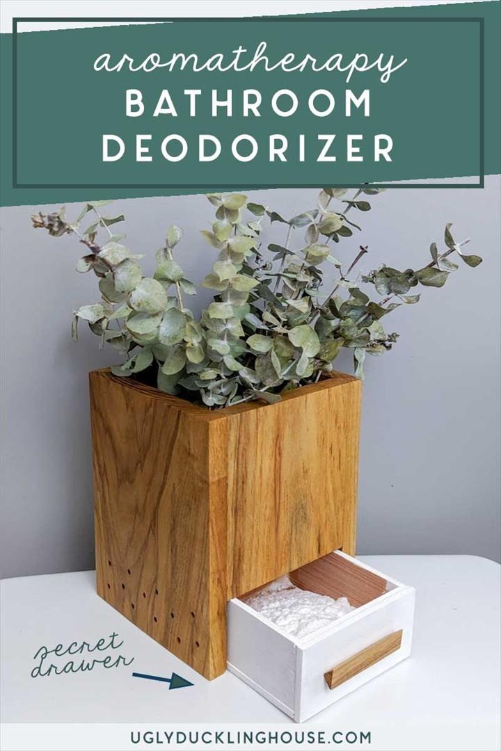 DIY Bathroom Deodorizer