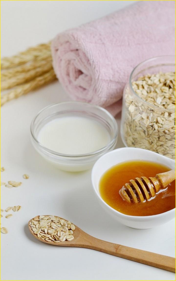 Oatmeal Mask – TLC for oily skin 1