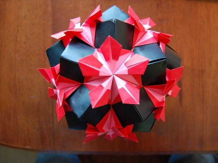 Origami Ball Kusudame